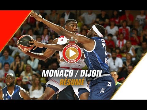 PLAYOFFS — Monaco 82 - 77 Dijon — 1/2 finale, match 1 — Highlights