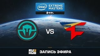 Immortals vs FaZe - IEM Katowice - semifinal - map2 - de_mirage [ceh9, yxo]