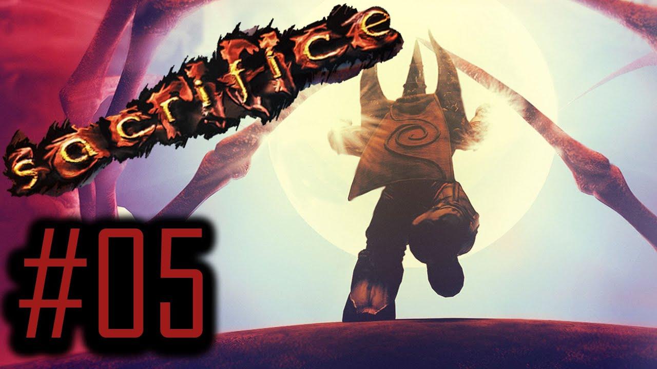 Sacrifice – Part 5: Die fliegende Kuh