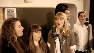 "Zero 7 - Mr McGee - Cover By: ""Tamara Voices"""