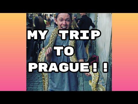 My Trip to PRAGUE!!