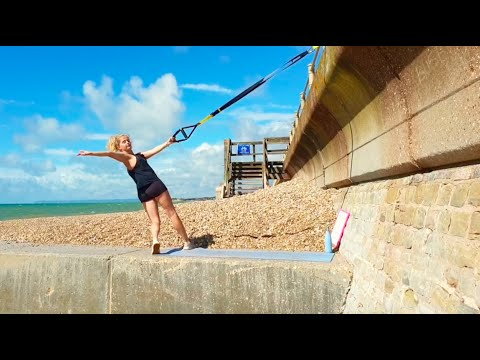 TRX Total Body Recovery
