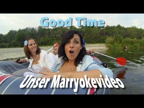 Nina & Mario - Good Time (Marryoke)