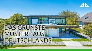 ▷ Kubushaus aus Holz & Glas: stilvoll & zeitlos mit HUF