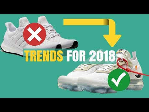 6 Best Trends This Year You Should Do In 2018