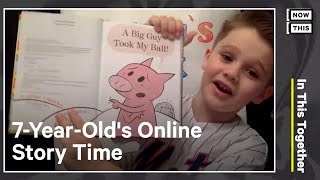 7-Year-Old Reads to Kids Online & Model Ellie Goldstein Makes History | In This Together | NowThis