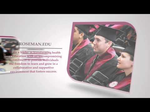 Roseman University Educates Healthcare Professionals and Advances Healthcare Education