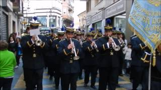 preview picture of video 'PASO AZUL de LORCA -  Anuncio Semana Santa Lorca 2015'