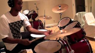 The Fall of Troy - Act One, Scene One (Drum Cover)