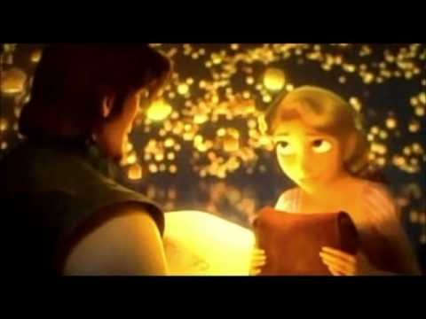 Tangled- I see the light Video W/Lyrics