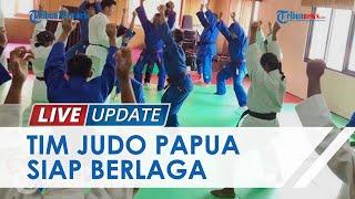 Tim Judo Tunanetra Papua Targetkan 5 Medali Emas Jelang Peparnas XVI, Jawa Barat Jadi Pesaing Kuat