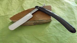 Как притирать камни для заточки инструментов ножей  (Бритв)