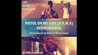 Pistol On My Side (P.O.M.S.) Instrumental By Rob Richardson (BEST ONE)   Swizz Beatz Ft. Lil Wayne