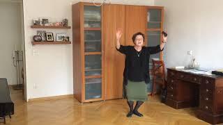 Ballett Übung 6 für Kinder 5-6 Jahre