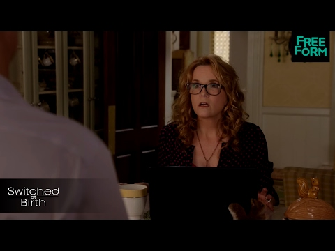 Switched at Birth 3.11 (Clip 'Page Leaks')