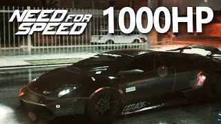 Need For Speed - Lamborghini Murcielago Build - 1000HP (NFS 2015)