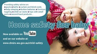 Home Safety For Baby