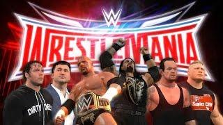 WWE 2K16 Wrestlemania 32 Promo #2