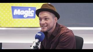 Kids try to pronounce Taron Egerton's name! | Magic Weekend Breakfast