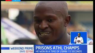 Prisons Athletics championships come to an end