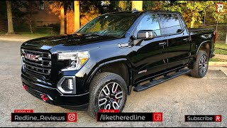 The 2020 GMC Sierra AT4 Is Handsome New Off-Road Truck With A Burly 6.2L V8