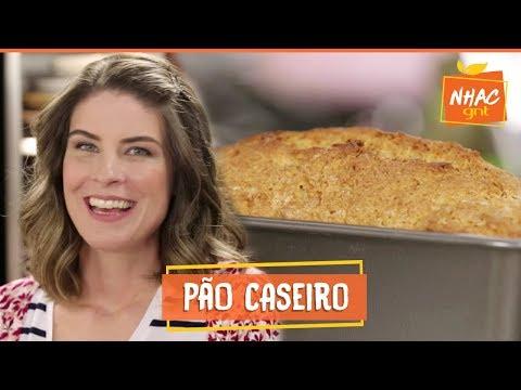 Pão caseiro tradicional | Rita Lobo | Cozinha Prática