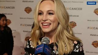 Candice King Says Never Say Never About Returning To The Vampire Diaries Spin-off Legacies