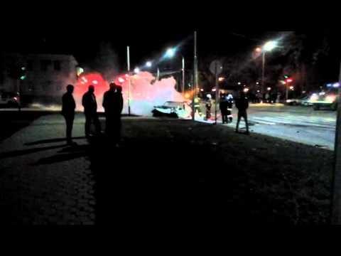 Авария в Белореченске