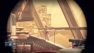 Destiny Sniper Montage - Boom! Headshot! (Original Mix)