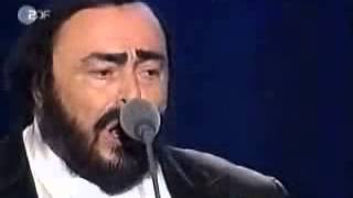 Luciano Pavarotti & Andrea Bocelli - Chist'e' O Paese Do Sole