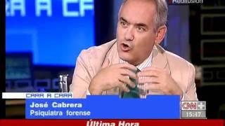 Cara a cara con José Cabrera (24_07_2009) - José Cabrera Forneiro
