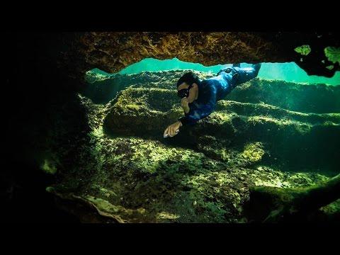 Freediving Blue Springs Florida