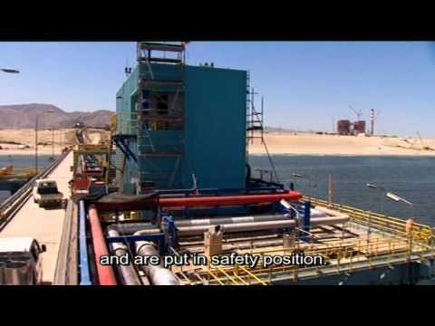 Pływający terminal LNG w Chile