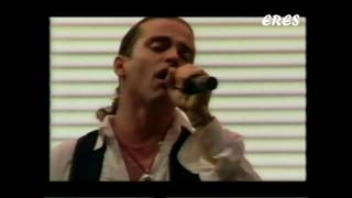 Musica e. Palau Sant Jordi (04-12-1991). Eros Ramazzotti