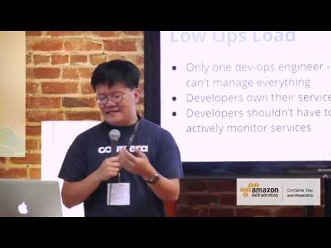 Container Day - Batch Processing with Amazon EC2 Container Service