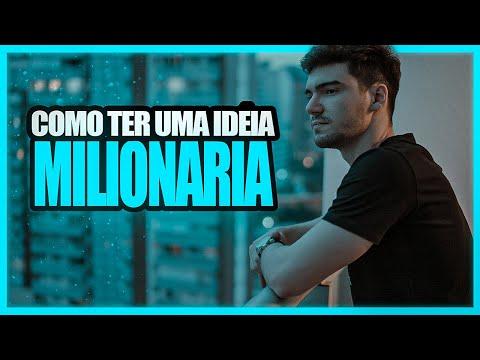 , title : 'COMO TER UMA IDEIA MILIONÁRIA DE NEGÓCIOS'