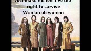 Foreigner - Woman Oh Woman + lyrics