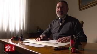 Papa Francesco. L'Ufficio Calligrafico della Segreteria di Stato