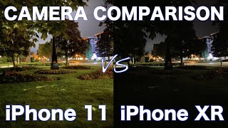 Apple iPhone 11 vs Apple iPhone XR - Camera Comparison!
