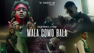Video Mala Como Bala de Green Cookie feat. Pusho