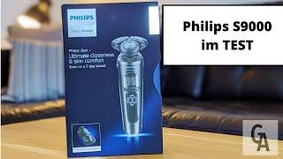 Philips S9000 Rasierer im Test: Lohnt sich der Elektrorasierer?