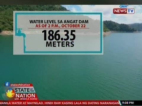[GMA]  SONA: Water interruption ng Manila Water at Maynilad, posibleng tumagal hanggang sa susunod na taon