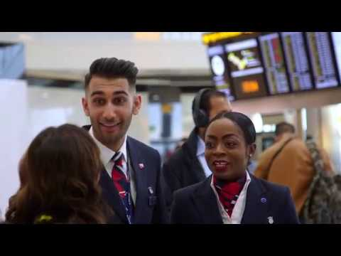 British Airways - Airport Customer Services