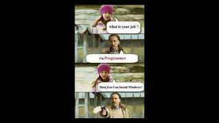 Only Programmers will understand this Video (Part 1) || Programming Jokes