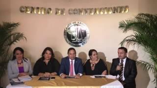 Invitación al 1er Congreso Internacional de Ética y Combate a la Corrupción y la Impunidad.