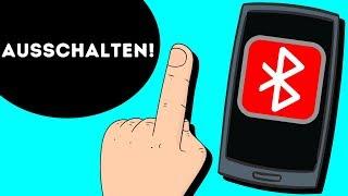 Wie man argerlich auf Android-Handy meinte