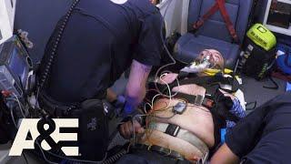 Nightwatch: Restraining a Combative Patient (Season 3, Episode 9) | A&E