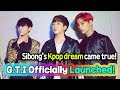Sibong's Kpop Group! G.T.I officially launched (Siti Badriah - Lagi Syantik Cover)