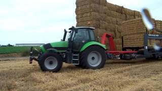 Смотреть онлайн Завораживающий ролик про сено (сухую траву)