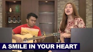 A Smile In Your Heart by Ariel Rivera (Raqi Terra Cover)